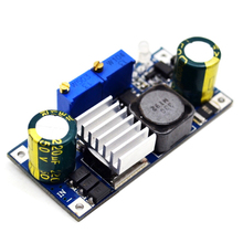 DC-DC 5A Buck Constant Voltage Constant Current Module Solar energy lithium battery Charger DC 12V 24V led dimmer switch PWM