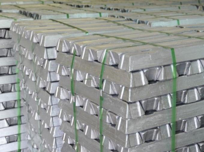 high quality lead ingot 99.99% raw lead