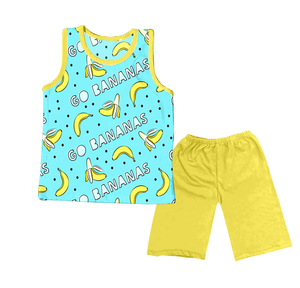 new arrival baby boys tunic sets wholesale children 's summer cool outdoor outfits