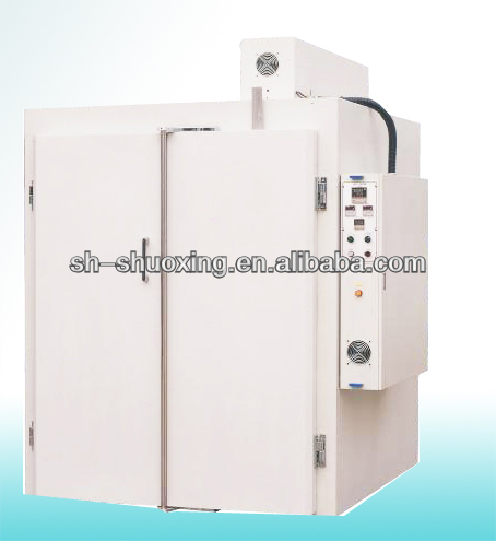 High precision screen printing drying oven