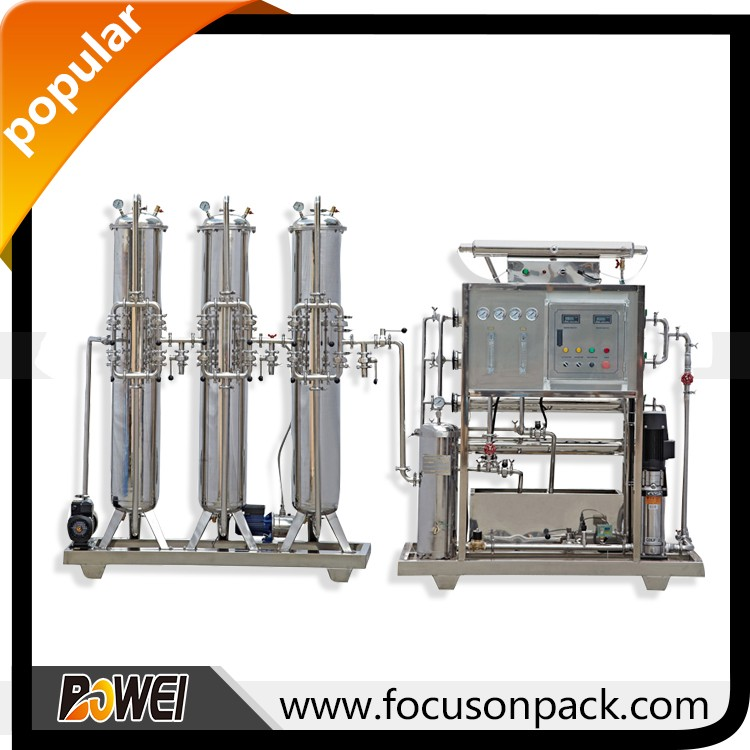 Filter Reverse Osmosis Water Treatment Plant Price Salt Water To Drinking Water Machine