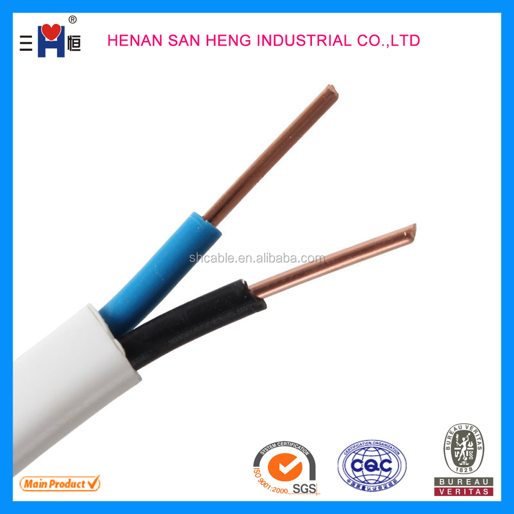 Electrical Cable Copper Electrical Wire Gauge 14/2 Nmd90 White - Buy ...