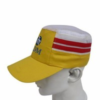 factory price mesh worker cap and hat