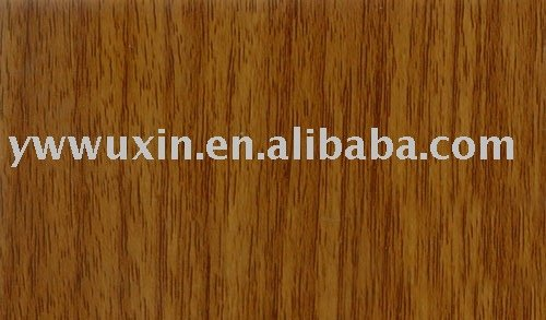 hot stamping MDF foil with various wood grains
