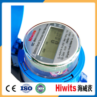 RF/GPRS Smart Digital Remote Reading Water Meter