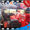 modern racing game machine motor F1 car driving simulator