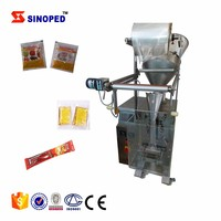 Alibaba recommended small sachets filling machine for sale