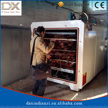 High Frequency Vacuum Lumber Drying Oven/Lumber Dryer Machine