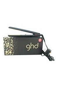 GHD Professional Ghd Classic Styler Flat Iron - Black Flat Iron For Unisex 1 Inch