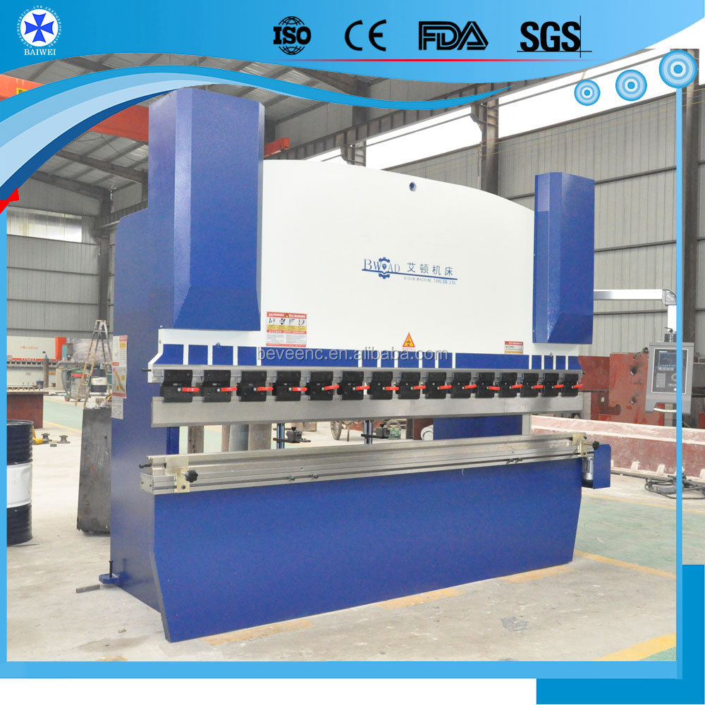 Electric section bending machine for angle steel metal plate press brake machine price for sale