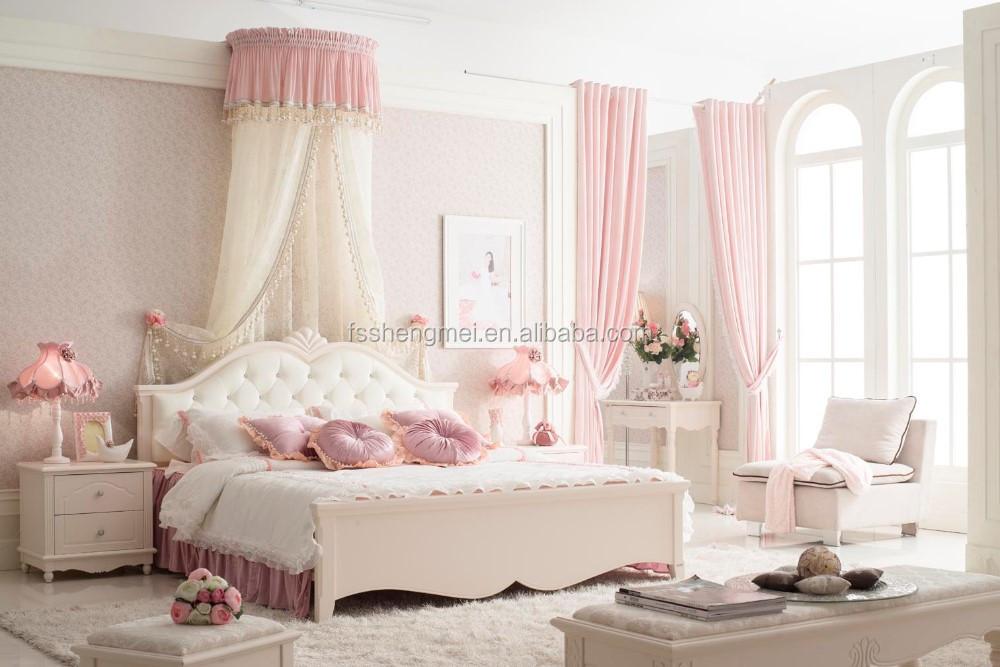Bianco pittura classica sculture in legno arredo camera da - Pittura camera da letto classica ...