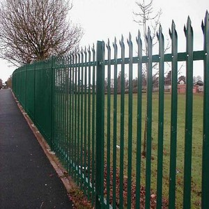 Steel Gates Palisade, Steel Gates Palisade Suppliers and