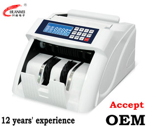 Automatic Bill Counter Counting Machine for Small Business