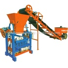 Reliable quality,stable performance Interlocking brick machine with good service/cement brick making machine