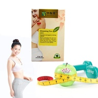 Chinese Herbal Slimming Green Tea To Loss Weight Loss Fat Loss Tea OEM