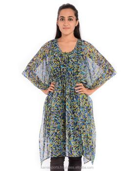 47407daf1c730 100% CHIFFON WOMEN DRESS / Hot girls beachwear & swimwear dress & ponchos  kaftan dress