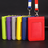 cheaper price ID card bag holder with string