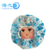 Popular Double Wholesale Disposable Hotel Shower Cap ,Plastic Shower Cap