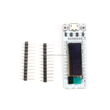 ESP8266 WIFI Chip 0.91 inch OLED CP2014 32Mb Flash ESP 8266 Module Internet of things Board PCB for NodeMcu