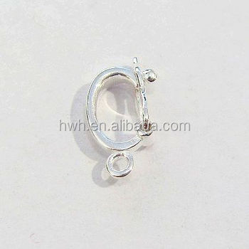 H956m 925 solid silver pendant bail clasp clip findings buy 925 h956m 925 solid silver pendant bail clasp clip findings aloadofball Gallery