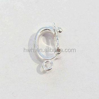 H956m 925 solid silver pendant bail clasp clip findings buy 925 h956m 925 solid silver pendant bail clasp clip findings audiocablefo