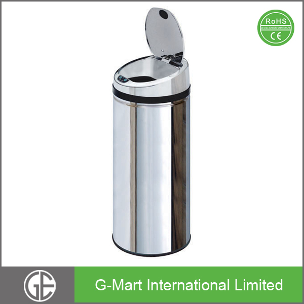 13.2 Gallon or 50L Sensor Activated Trash Can,Waste Bin For Sale