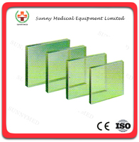 SY-1160 Guangzhou medical X ray protective lead glass