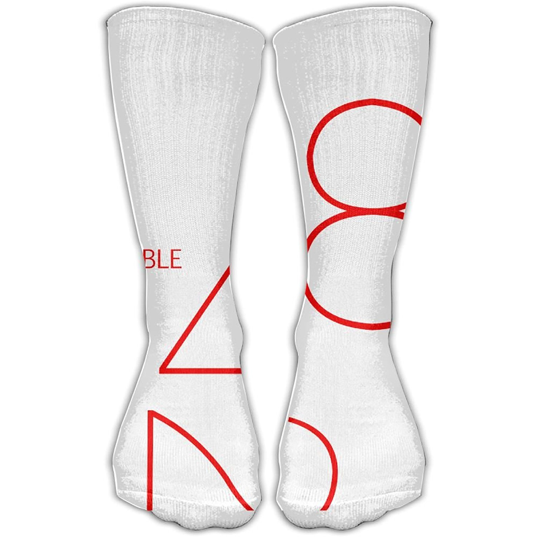 SESY Scientific Atom Unisex Crew Socks Short Sports Stocking