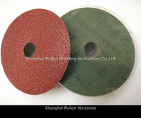 100% 3M Raw Material Ceramic Abrasives Sanding Disc
