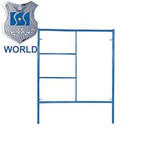 Contact Supplier Chat Now! flip lock frame scaffolding / mason a frame scaffolding for sale