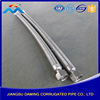 Low cost small excellent working performance various models stainless steel bellow hose