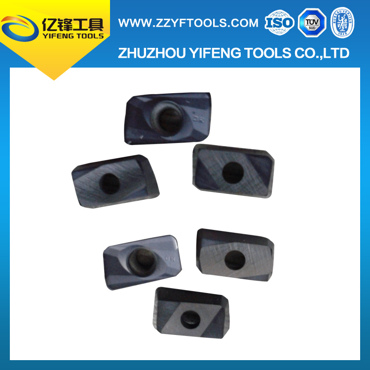 10 years experience manufacturer of tungsten carbide cutting tool tip turning and milling insert