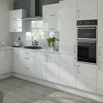 New Model European Style Kitchen Cabinet Without Handles Buy