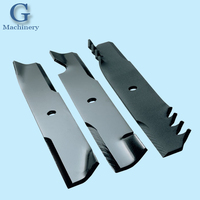 Large volume production mower Blades for Zero Turn Mower