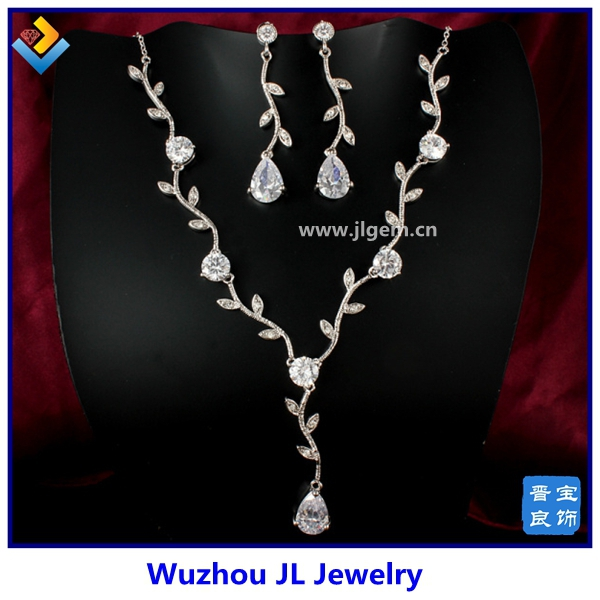 costume imitation jewellery / african jewelry sets / 18k full gold plated jewelry sets