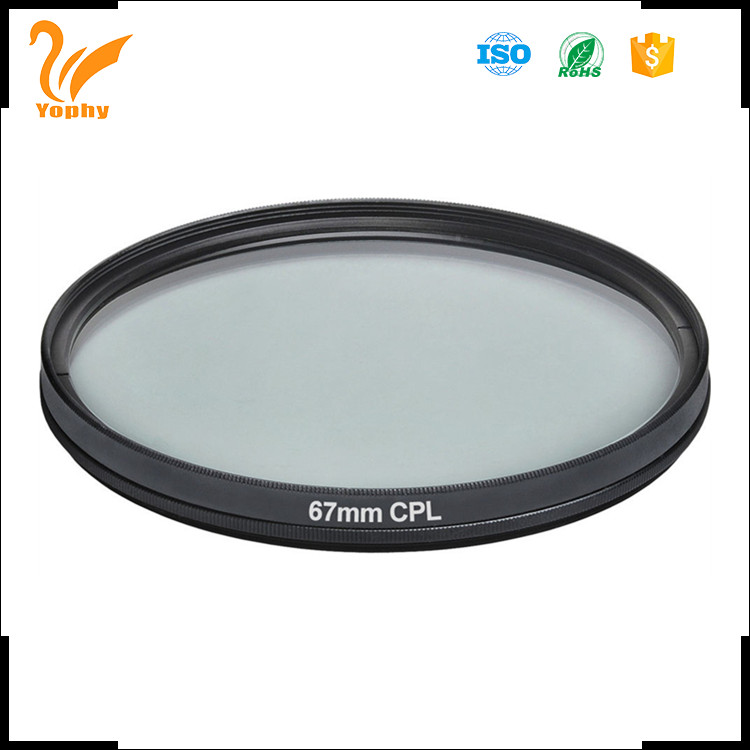 camera polarized filter for projector of lens