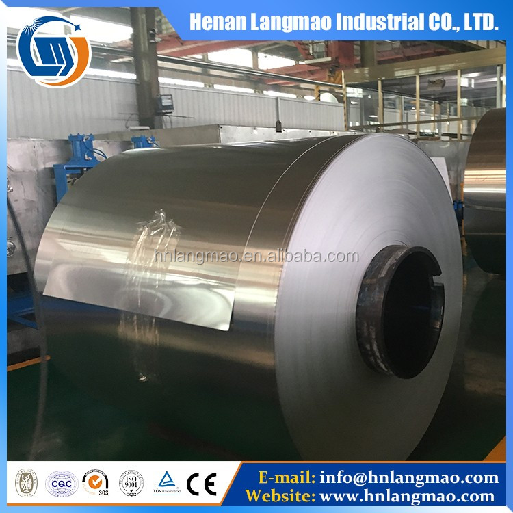 high quality and well -designed aluminum coil for making containers
