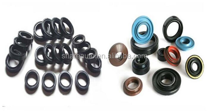 nonstandard size silicone rubber valve shaft tc oil seal