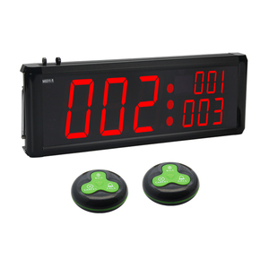 Y-A3-GL Guest Call Waiter Restaurant Table System