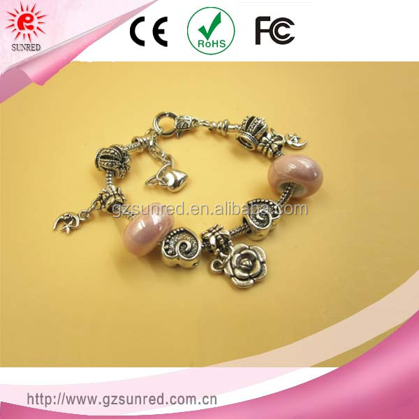 wholesale cheap girls charm bracelets