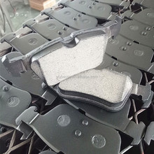 auto spear parts brake pad sets for Chinese cars in competitive price