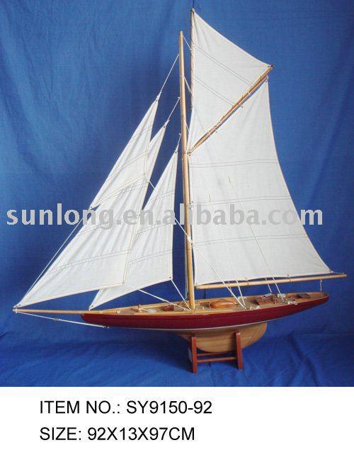nuticas decoracion modelismo yatebarco de barco