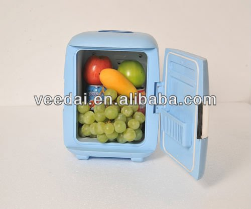 6L plastic mini bar freezer cooler <strong>refrigerators</strong>