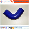 Automotive silicone hose with 0.3 to 0.9 MPa high pressure