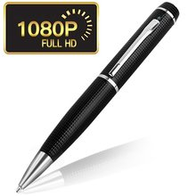 Spy Pen Camera 1920*1080P High Resolution DVR, Video Camcorder, Webcam, Pictures & Audio Hidden Security Surveillance Cam PQ177