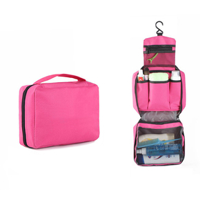Multi function hanging toiletry travel cosmetic bag, Avon audit foldable make up travel cosmetic bag, lady makeup vanity bag