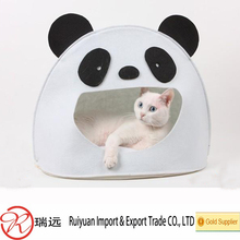 Wholesale high quality cheap felt pet bed for cute cats or dogs