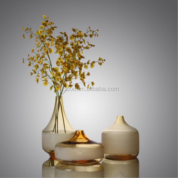 Flower Vase Stand Floor Vase Bubbled Glass Vase Buy Flower Vase