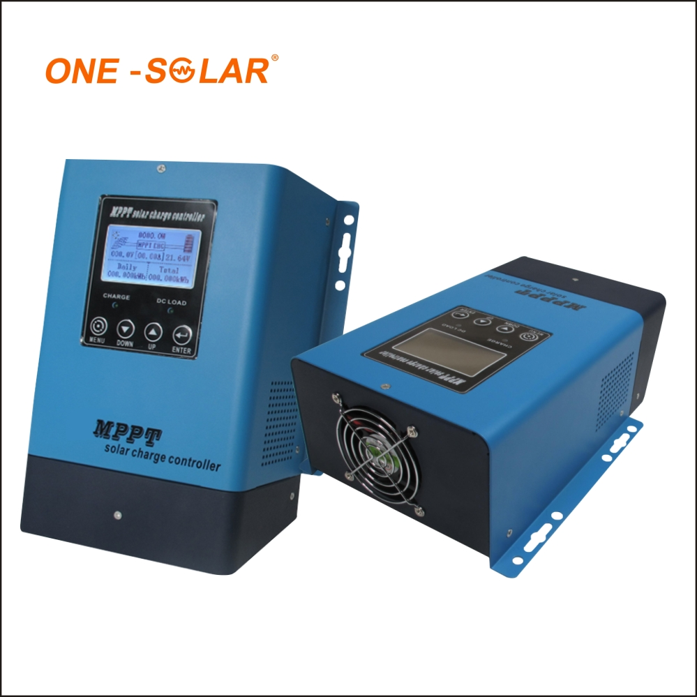 100 Amp Solar Charge Controller Also Call Mppt Buy Controllermppt Controllersolar Product On