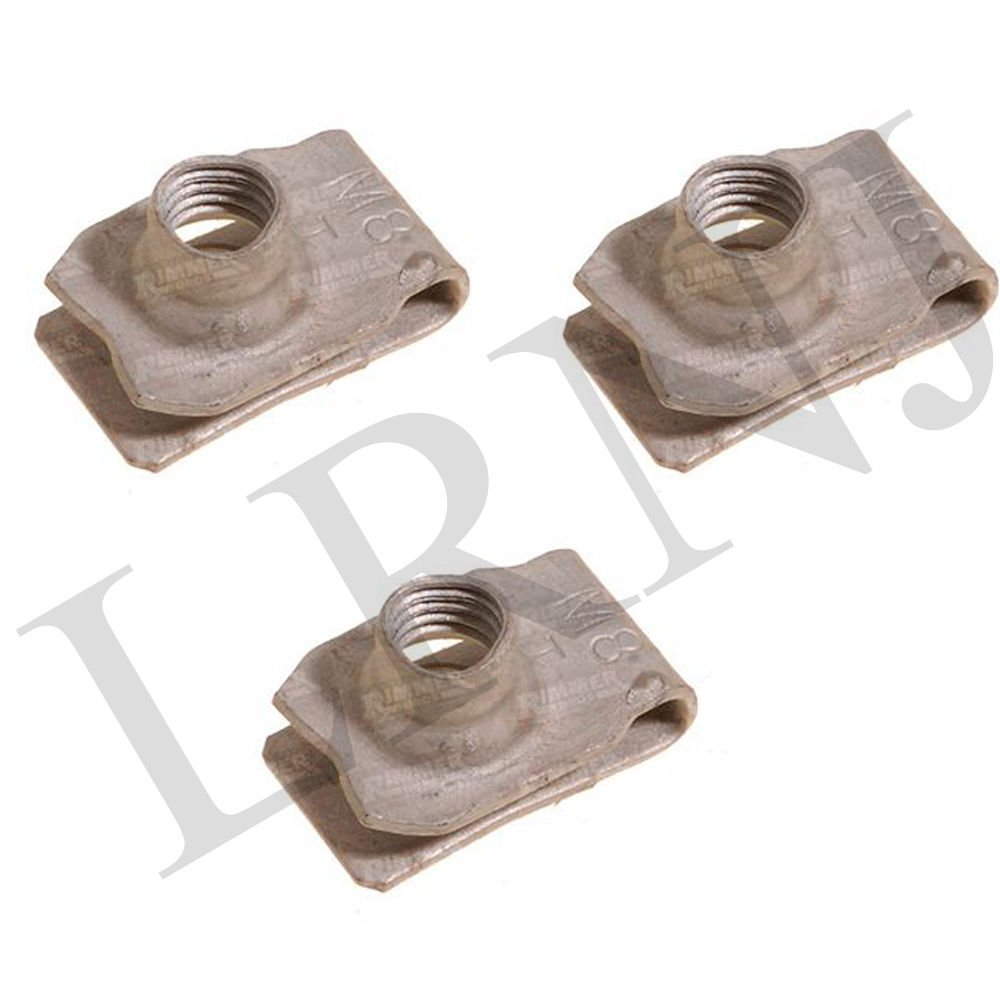 LAND ROVER RANGE ROVER SPORT 2005-2013 AIR SUSPENSION COMPRESSOR MOUNTING NUTS SET OF 3 PART: RYH500170